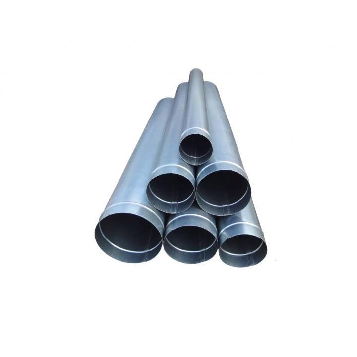 Труба оцинкованная ф 57 х 3,5 дл. 6,0